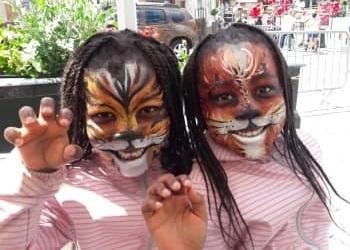 Animation de fête : Maquillage enfants