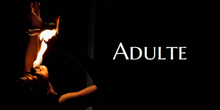 Spectacle de feu et animations pour soirée entre adultes