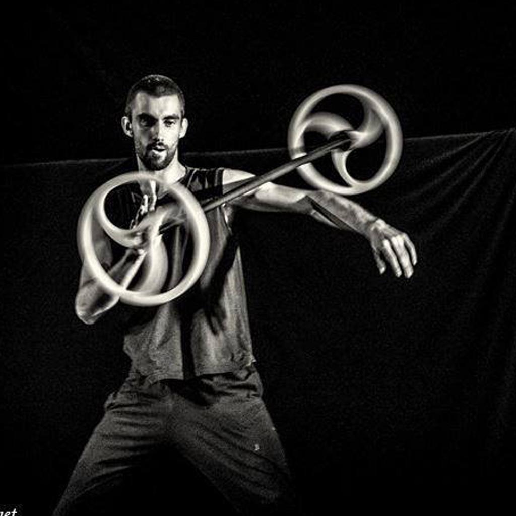 bubule artiste jongleur