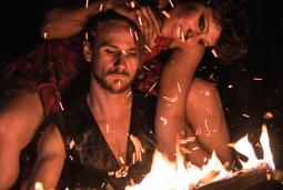 lullaby duo de feu enflammé - spectacle de feu île-de-france et bretagne